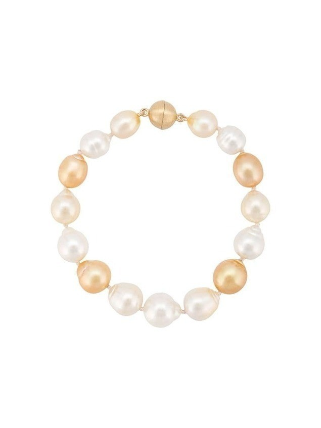Baggins South Sea pearl bracelet - GOLD