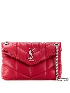 Saint Laurent Lou Lou shoulder bag - Red