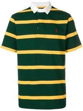 Polo Ralph Lauren striped polo shirt - Green
