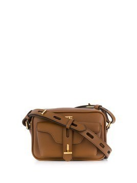 Tom Ford compact camera bag - Brown
