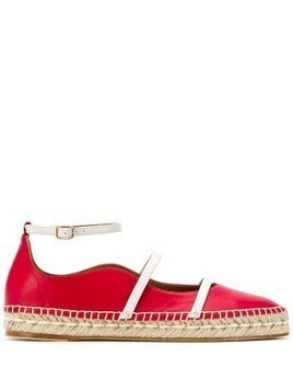Malone Souliers Selina espadrilles - Red