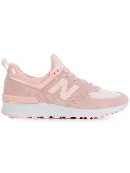 New Balance low-top 574 sneakers - Pink & Purple