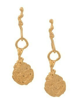 Alighieri The Talisman earrings - GOLD