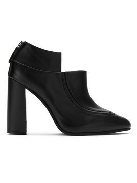 Studio Chofakian leather boots - Black