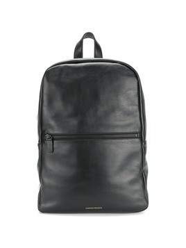 Common Projects front zip backpack - Black