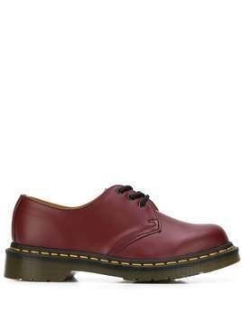Dr. Martens lace-up Oxford shoes - Red