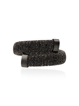 Carolina Bucci Caro bangle - Black And Storm