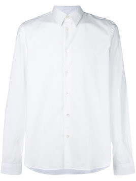 Ps By Paul Smith classic fitted shirt - White