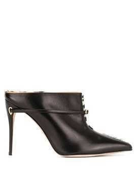 Jennifer Chamandi Alberto pumps - Black