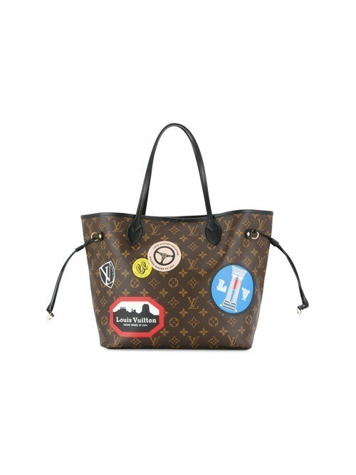 Louis Vuitton Vintage Neverfull MM tote bag - Brown