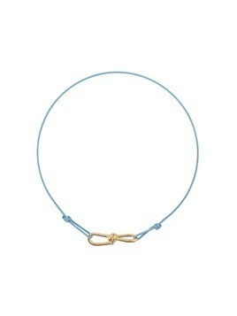 Annelise Michelson Extra Small Wire Cord Bracelet - Blue