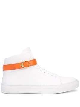Buscemi 100MM Belt sneakers - White