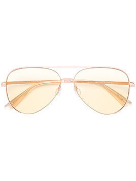 Bolon aviator sunglasses - Metallic