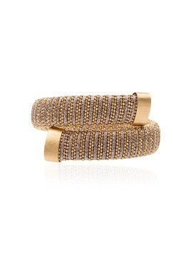 Carolina Bucci Caro gold-plated bangle - Metallic