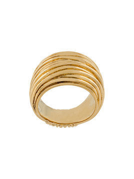 Aurelie Bidermann Thalia ring - Metallic