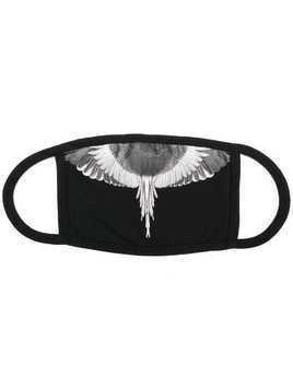 Marcelo Burlon County Of Milan Wings face mask - Black