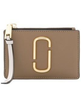 Marc Jacobs Snapshot wallet - Brown