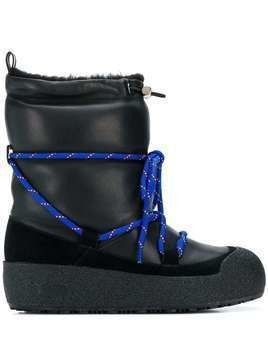 Bally Candye shearling boots - Black