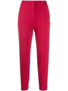 Pinko slim fit trousers - Red