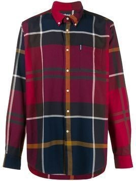 Barbour Dunoon check shirt - Red