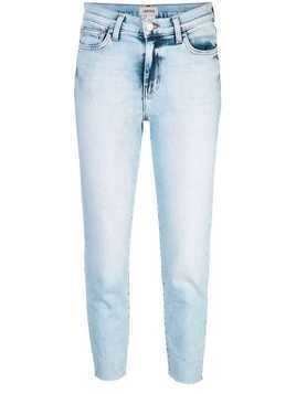 L'agence cropped skinny jeans - Blue