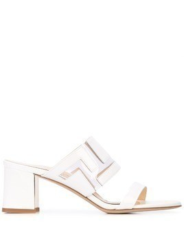 Marion Parke Baily sandals - White
