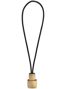 Monies square pendant necklace - Gold