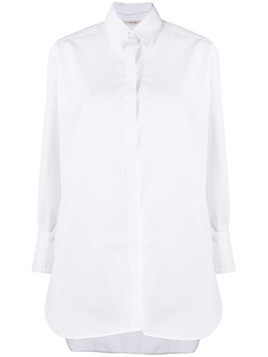 The Row long sleeved shirt - White