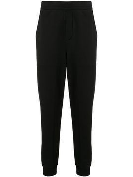Kent & Curwen elasticated track trousers - Black