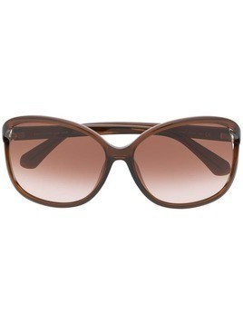 Kate Spade Gloria sunglasses - Brown
