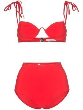 Araks Myriam Mallory high-waisted underwired bikini set