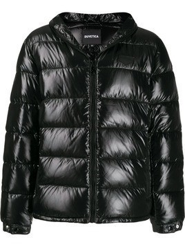 Duvetica short padded jacket - Black
