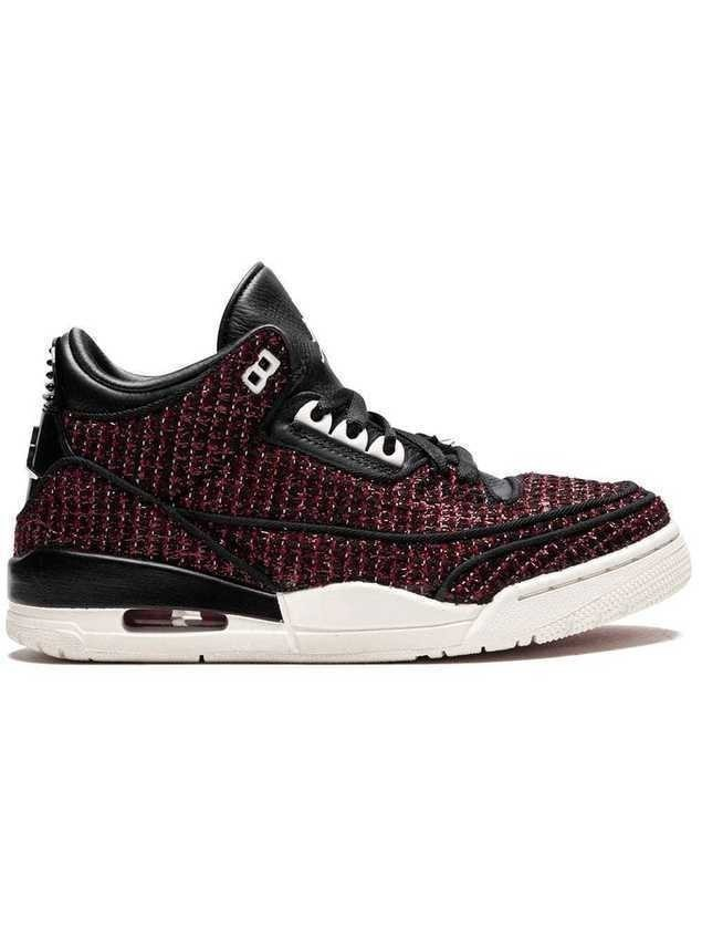 Jordan Air Jordan 3 SE AWOK Anna Wintor - Vogue - Red