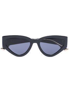 Dior Eyewear cat eye sunglasses - Black
