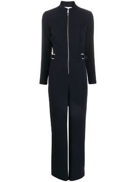 Carolina Ritzler zip fastened jumpsuit - Blue