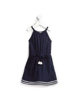 Heidi Klein Kids 'Grace' dress - Blue