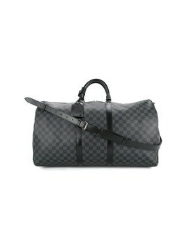 Louis Vuitton Vintage Keepall Bandoulière 55 bag - Black