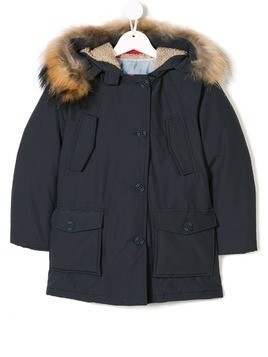 Freedomday Junior classic parka - Blue