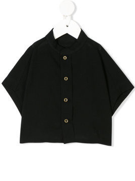 Little Creative Factory Kids buttoned shirt - Black
