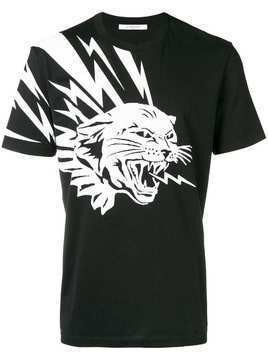Givenchy printed T-shirt - Black