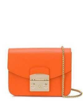 Furla metropolis mini crossbody bag - Orange