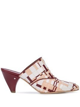 Laurence Dacade Tefany mules - Neutrals
