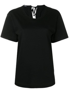 Jil Sander Navy round neck T-shirt - Black