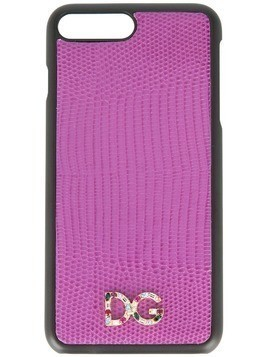Dolce & Gabbana logo iPhone 7 Plus case - PURPLE