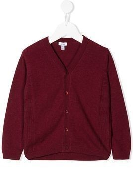 Knot Clyde cardigan - Red