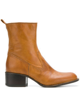 Fiorentini + Baker Tinder taz boots - Brown