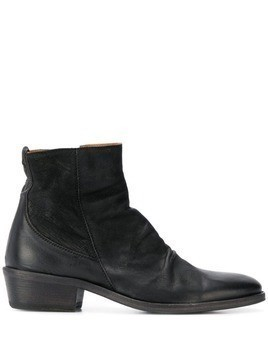 Fiorentini + Baker Claus ankle boots - Black