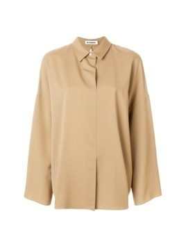 Jil Sander casual loose-fit shirt - Nude&Neutrals