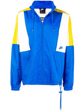 Nike Windrunner hooded jacket - Blue