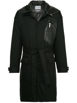 Yoshiokubo Rescue coat - Black